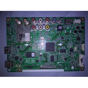 Placa Principal Tv Lg Led Mod: 42la6130