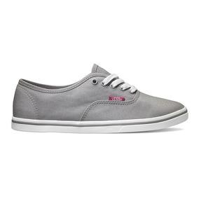 f546f7dc80822 Tenis Vans Authentic Lo Pro Gris Sconce Nuevo Vn0004mmjqa