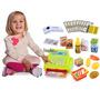 Bebé Niño Juguete Plástico Supermercado Caja Registradora S