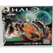 Halo Attaque Chopper Brute, Megablocks Dpj91