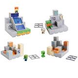 Minecraft Sets De Entornos De Figuras