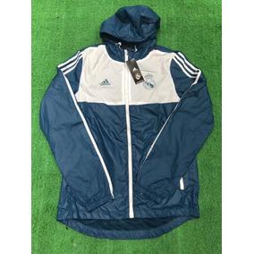 Jaquetas Real Madrid Com Capuz - Casaco Adidas no Mercado Livre Brasil 8f3d502fc0005