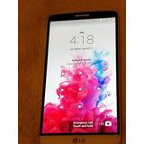 Lg G3 D Gb T-mobile - Blanco Seda Desbloqueado