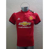 Nuevo Jersey Playera Manchester United Local 2018