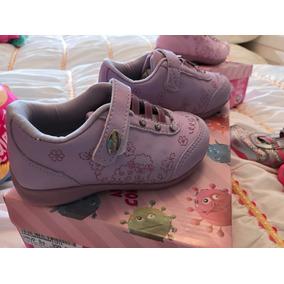 Zapatos Deportivos, Marca Klin, Color Morados