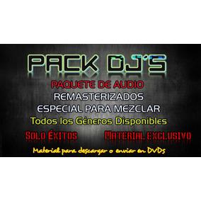 Vídeos Edit Especial Para Vdjs - Packs De Musica Djs