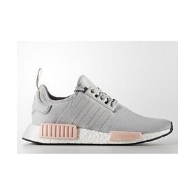 Zapatillas adidas Nmd R1 Pink Grey Edicion Especial