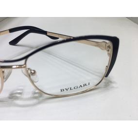 Óculos Bvlgari Eyeglasses Bv 1054 103 Gunmetal 53m De Sol - Óculos ... 79b0250c75