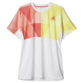 Remera adidas Tennis Pro Hombre Bl/rv