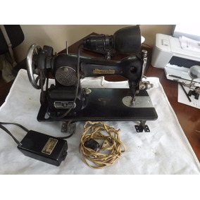 Maquina De Costura Mercswiss Antiga # 3589