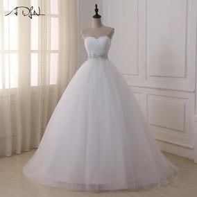 Vestido De Noiva Tomara Que Caia-fotos Reais
