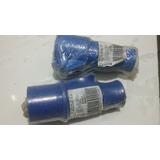 Tomada Industrial - Steck 2p +t 32a Macho E Femea Azul 220v