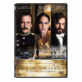 Arrancame La Vida Ana Claudia Talancón Pelicula Dvd
