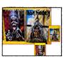 Caderno Personalizado 10m Banda De Rock Iron Maiden