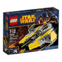Lego Star Wars Jedi Interceptor Modelo 75038 Sellado El+bara