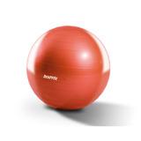 Pelota De Yoga Y Pilates 55 Cm Body Fit Naranja Con Bomba