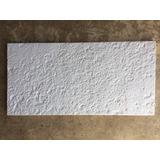 Placa Yeso Antihumedad Decorativa - Precio X M2 - Pilar