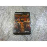 Mortal Kombat Shaolin Monks Ps2 Juego Original 2005 Nuevo