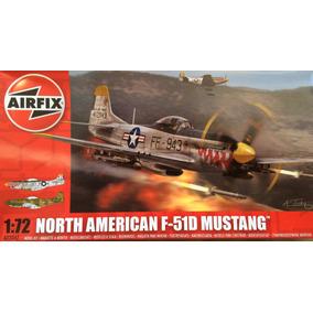 Airfix F-51d Mustang 1:72 - Modelo Para Montar