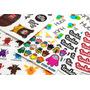 Papel Sticker Para Imprimir Pack X25