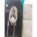 Cable Largo Para Ipod Shuffle Original Comprado En Ishop