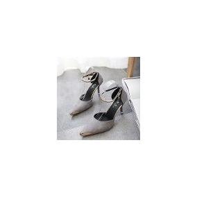 Sapato Feminino Salto Alto Importado *frete Grátis*