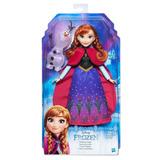 Muñeca Elsa Anna Frozen Luces Magicas 28cm Orig Hasbro