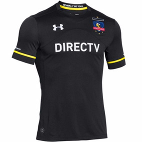 Playera Atletica Colo Colo Away Hombre Under Armour Ua1582