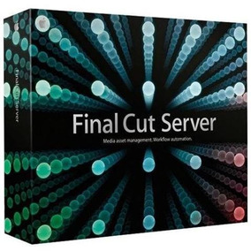 Apple Final Cut Server Retail Unlimited Clients Ma997za