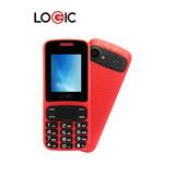Celular Logic M3, 1.8 Color 128x160, Desbloqueado, Fm Radio