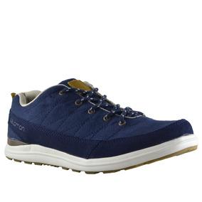 Zapatillas Salomon Xa Chill 2 Canvas Hombre Azul