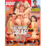 Revista Paparazzi N°301 16 De Agosto 2007 Nicole Neumann