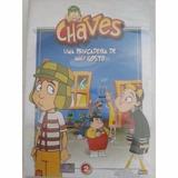 Chaves Uma Brincadeira De Mau Gosto[dvd Original Lacrado No]