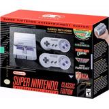Mini Snes Super Nintendo Classic Edition Nuevo
