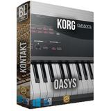 Korg Oasys | Librería Kontakt | Pc / Mac| Inmediato