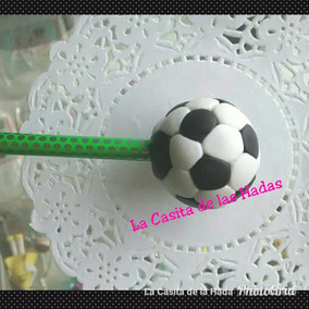 Recuerdos Lapiz Balon Football Pasta Flexible Francesa