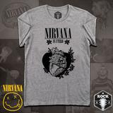 Remera Nirvana - In Utero