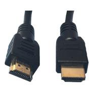 Cable Hdmi Macho A Macho 3 Metros V1.4 Full Hd Smart Tv Ps4