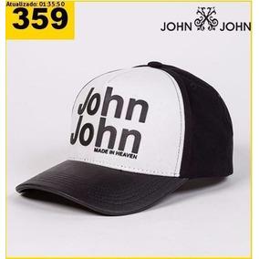 Bone John John Original - Bonés John Masculinos em São Paulo no ... b338c04b50b