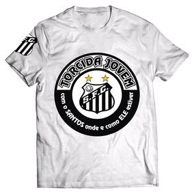 f054983312 Brinco Do Santos Fc - Camisetas e Blusas no Mercado Livre Brasil