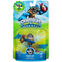 Boneco Skylanders Swap Force Boom Jet Para Playstation 3
