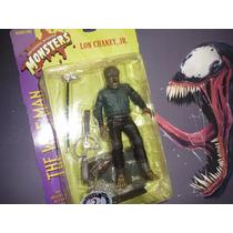 The Wolfman Lon Chaney Jr Universal Studios Monsters Figura