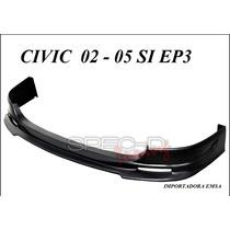 Lip Spoiler Delantero Honda Civic 02 - 05
