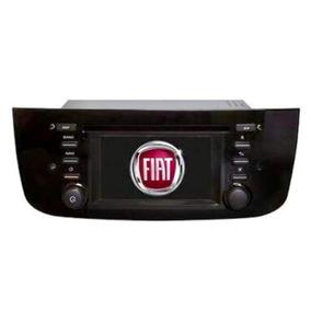 Central Multimidia Aikon Fiat Punto 2012/16 S100