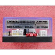 Módulo Amplificador Corzus Hf702 100w Rms 2 Ohms 2 Canais