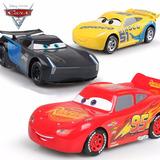 Cars 3 Auto C/ Control 3 Funciones Original Disney