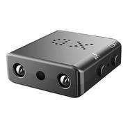 Mini Câmera  Hd Infravermelho Ir-cut Night Vision Espiã