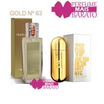 Perfume Hinode Traduções Gold 62 100ml 212 Vip Men