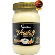 Maionese Vegana Vegetale 250g - Superbom