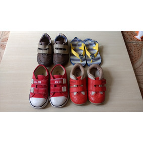 Lote Tenis All Star Converse, 2 Tenis Ortope+ Chinelo